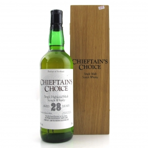 Highland Single Malt 1964 Chieftain's Choice 28 Year Old