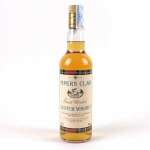 Pipers Clan Blended Scotch Whisky