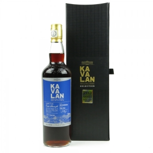 Kavalan Vinho Cask Selection