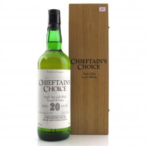 Speyside Single Malt 1973 Chieftain's Choice 20 Year Old