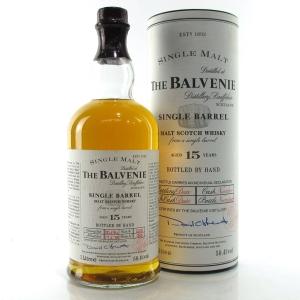 Balvenie 1978 Single Barrel 15 Year Old 1 Litre