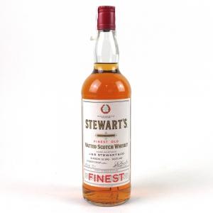 Stewart's Scotch Whisky