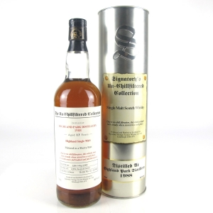 Highland Park 1988 Signatory Vintage 13 Year Old