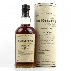 Balvenie 17 Year Old Sherry Oak / US Import 75cl
