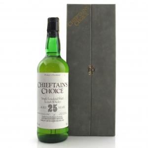 Lowland Single Malt 1967 Chieftain's Choice 25 Year Old