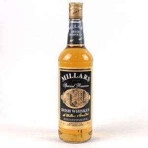 Millars Special Reserve Irish Whiskey