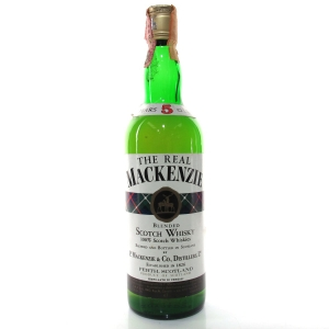 Real MacKenzie 5 Year Old Scotch Whisky 1980s