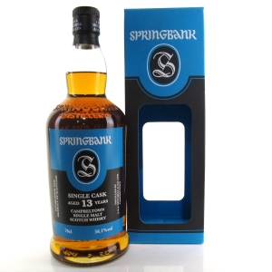 Springbank 2003 Fresh Sherry Butt 13 Year Old