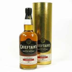 Glenturret 1990 Chieftain's 12 Year Old Front