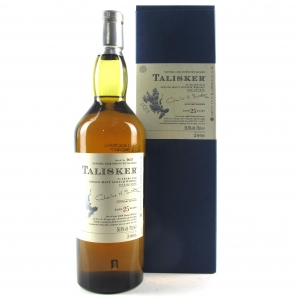 Talisker 25 Year Old 2006 Release