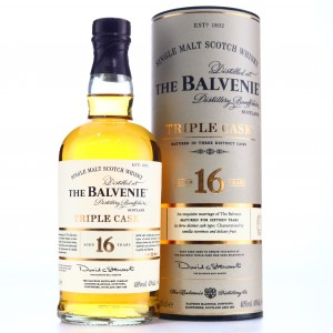 Balvenie 16 Year Old Triple Cask 20cl