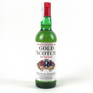 Gold Scotch Blended Scotch Whisky