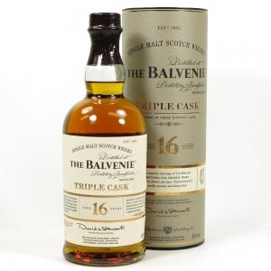 Balvenie Triple Cask 16 Year Old Front