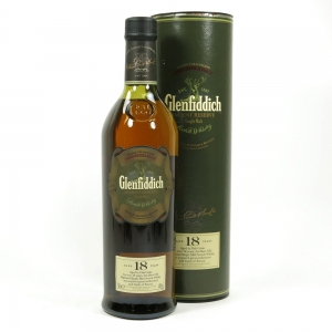 Glenfiddich 18 Year Old Front