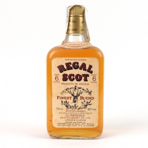 Regal Scot 6 Year Old Blended Scotch Whisky