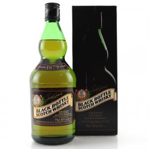 Black Bottle 1980s