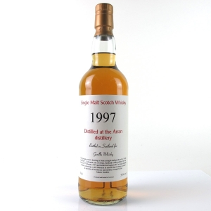 Arran 1997 Single Cask 20 Year Old / Private Bottling