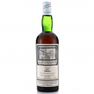 Talisker 1937 Berry Brothers and Rudd / US Import