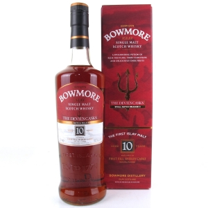 Bowmore Devil's Cask 10 Year Old Batch #2