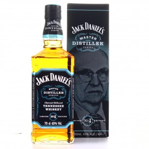 Jack Daniel's Master Distiller Batch #4 / Jess Gamble