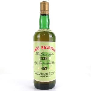 Lochside 27 Year Old James MacArthur's