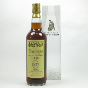 Macallan 1990 Coopers Choice 17 Year Old