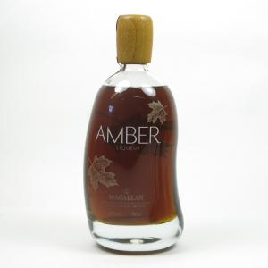 Macallan Amber Liqueur Front