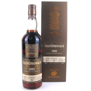 Glendronach 1992 Single Cask 25 Year Old #52