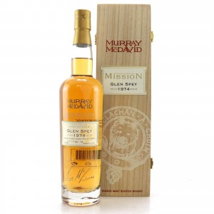 Glen Spey 1974 Murray McDavid 30 Year Old / Bottle No. 2