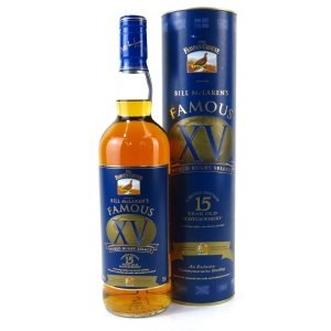 Famous Grouse 15 Year Old Bill McLaren's Famous XV