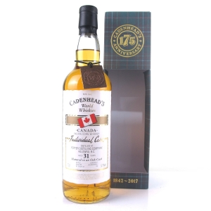 Potter Distilling Company Cadenhead's 31 Year Old