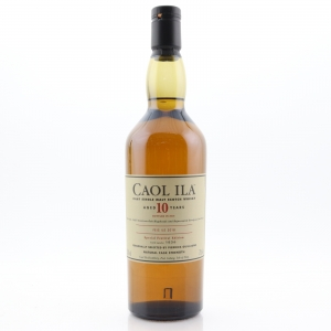 Caol Ila 10 Year Old Cask Strength / Feis Ile 2018
