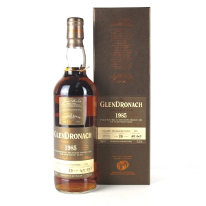 Glendronach 1985 Single Cask 30 Year Old #1037