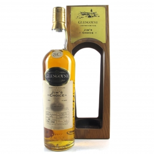 Glengoyne 1991 Jim's Choice 15 Year Old