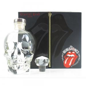 Crystal Skull Vodka Rolling Stones 50th Anniversary
