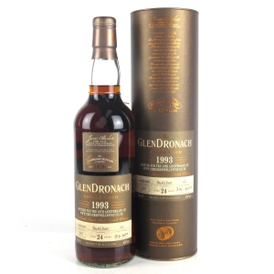 Glendronach 1993 Single Cask 24 Year Old #653 / TheGreenWellyStop.co.uk 10th Anniversary