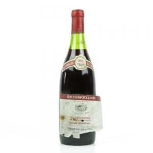 Geisweiler 1982 Bourgogne