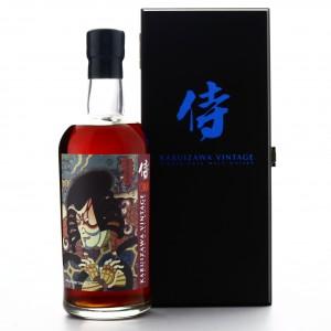 Karuizawa 1984 Single Cask 30 Year Old #4201 / Samurai