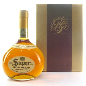 Nikka Super Whisky 76cl