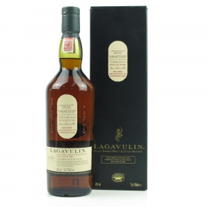 Lagavulin 1995 Friends of the Classic Malts 2008