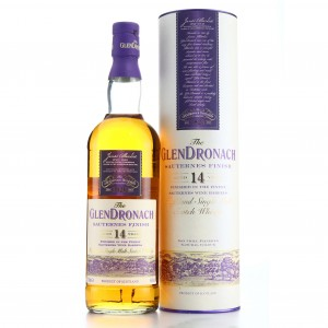 Glendronach 14 Year Old Sauternes Finish