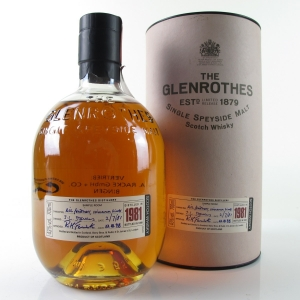 Glenrothes 1981