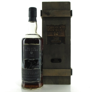 Bowmore 1964 Black Bowmore / Final Edition