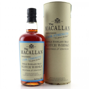 Macallan 1989 Exceptional Cask #552 50cl