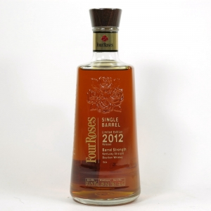 Four Roses Single Barrel Limited Edition 2012 Front