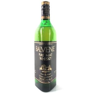 Balvenie 8 Year Old Pure Malt 1970s