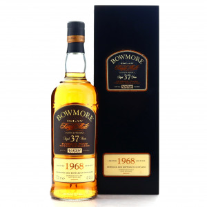 Bowmore 1968 Bourbon Wood 37 Year Old