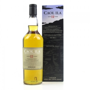 Caol Ila 12 Year Old Unpeated 2011 Release