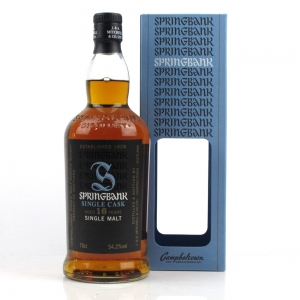 Springbank 2000 Single Cask 16 Year Old