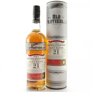 Glen Keith 1996 Douglas Laing 21 Year Old